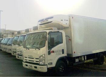 Trucks For Rent >> Refrigerated Vans Trucks For Rent Buy Refrigerated Freezer Vans