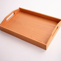 High quality best selling decor tray from vietnam wood