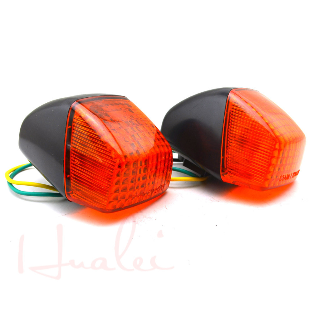 Motorcycle Turn Signals Light For Honda 250 CBR250 MC14 MC19 MC22 Turn Indicator Signal Light Blinker 2 pcs/pair