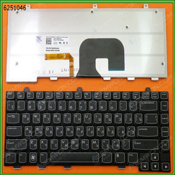 0fc6df1a4fd Russian Laptop Keyboard For DELL Alienware M14x R2 Ru Keypad with Backlit