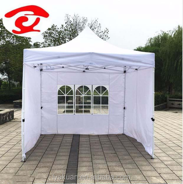 3mx3m Steel Frame Pop Up Canopy Gazebo Folding Tent Instant Shelter Event Party