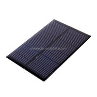 1W 5V Solar Panel Module Solar System Cells Epoxy Charger DIY Solar Power Toys