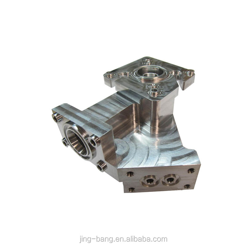 CNC Machining Flange Auto Spare Parts Other Spare Parts