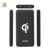 10000mAh RoHS CE FCC QC Qi wireless quick fast charging charger power bank