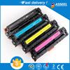 Compatible toner cartridge 125A CB540A 541A 542A 543A for HP laser jet 1215