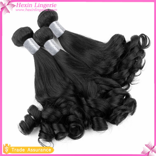 100% Virgin Unprocessed Brazilian Human Black Aliexpress Hair