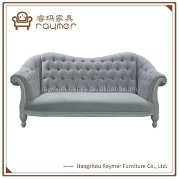 Antique French Living Room Furniture Oned Arm Couch Sofas Vintage