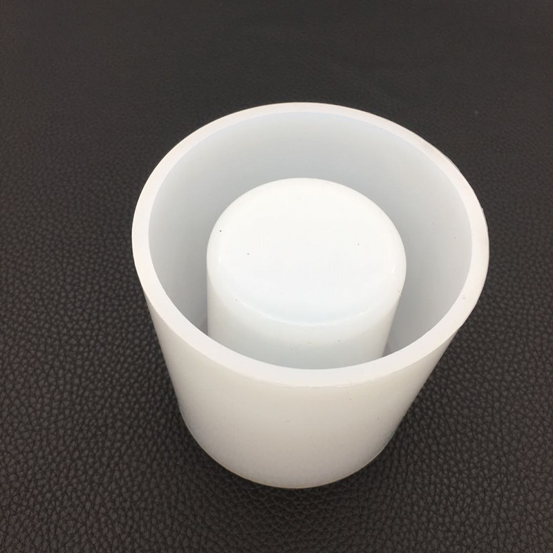 DIY  for round pen holder handmade silicon mold mold for resin