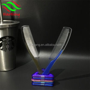 Wholesale cheap goody bone comb plastic hair combs for hair cut