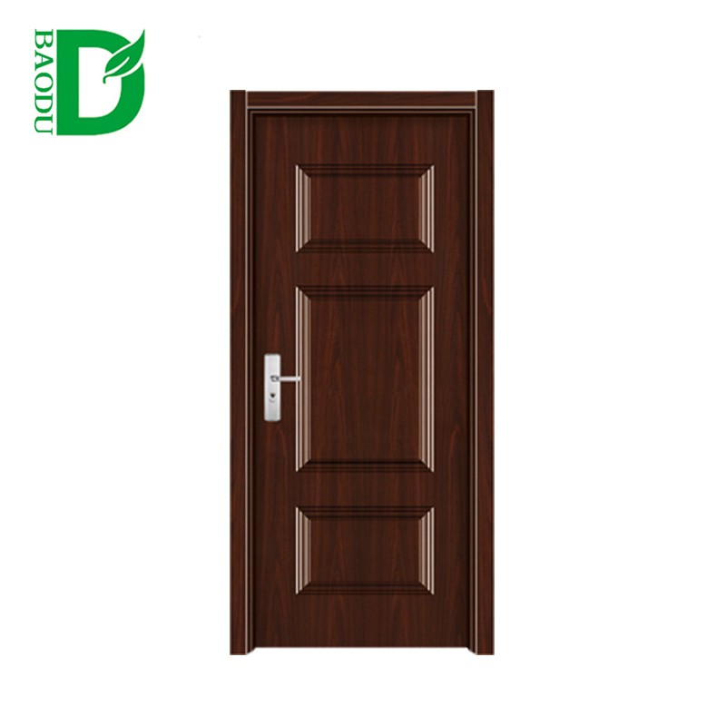 2018 new design American cheap steel <strong>door</strong> good quality for Nigeria