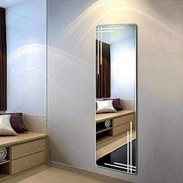 decorative full plain wall mirrors with ce iso9001 bv - Decorative Mirror Manufacturers