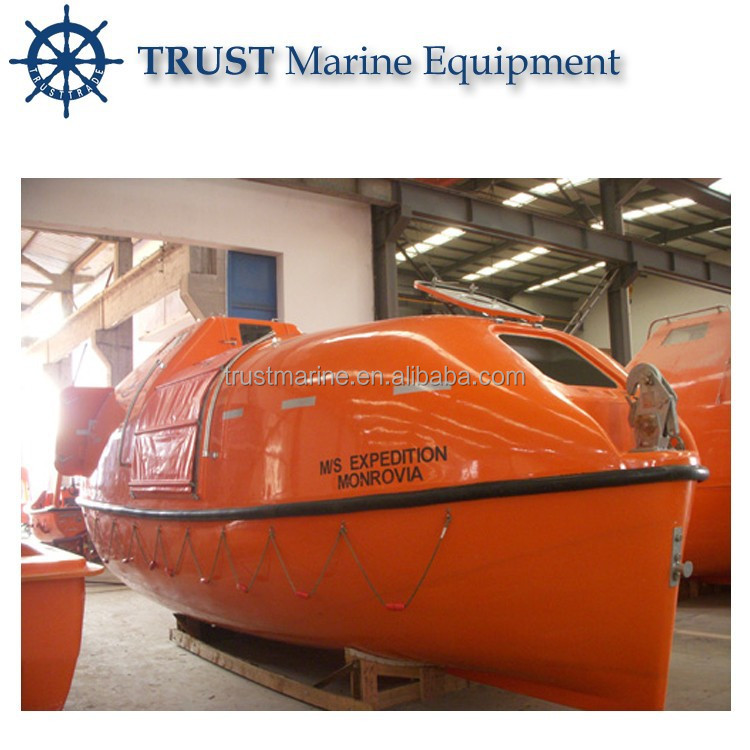 Marine Totally Enclosed Lifeboat Sale