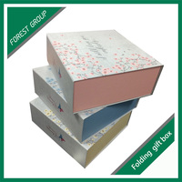 High quality long duration time lighted outdoor christmas decorations gift boxes