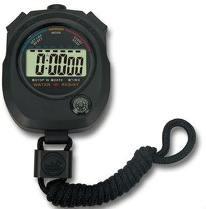 Professional Digital LCD Sport Stopwatch for school