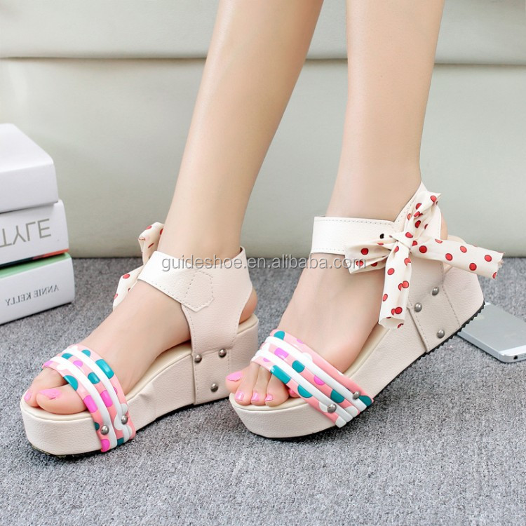 Gd Latest Sandals For Lady Stylish Flat Sandals For Girl