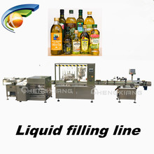 Automatic liquid filling machine,filling machine olive oil,filling olive machine