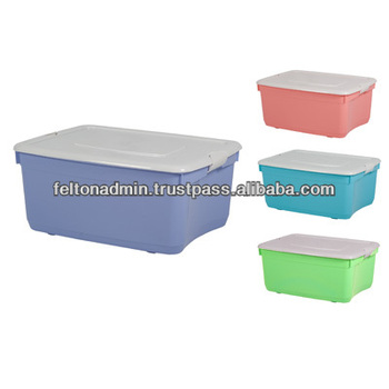 Trendy Color Storage Box