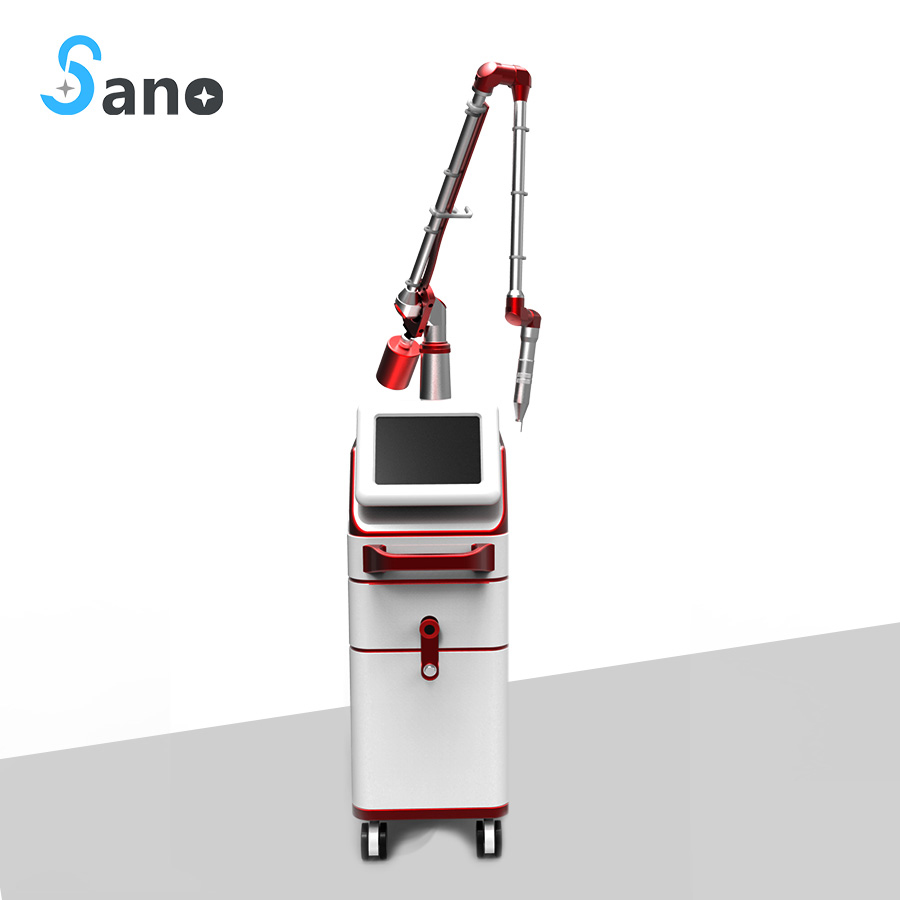 pico Q-Switch Nd yag laser equipment/professional use/Pigmentation/pico