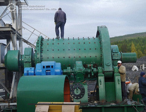 Low Price Iron Ore Mill Grinding Ball Mill Machine for sale