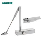 aluminum alloy door closer Suitable for all kinds of commercial doors with Two speed control valve