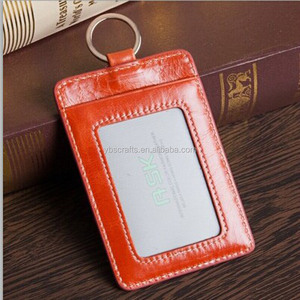 2015You deserve it Customized Leather Card Holder