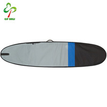 Leisure day use longboard surfboard bag, 600D polyester fabric surf board bag