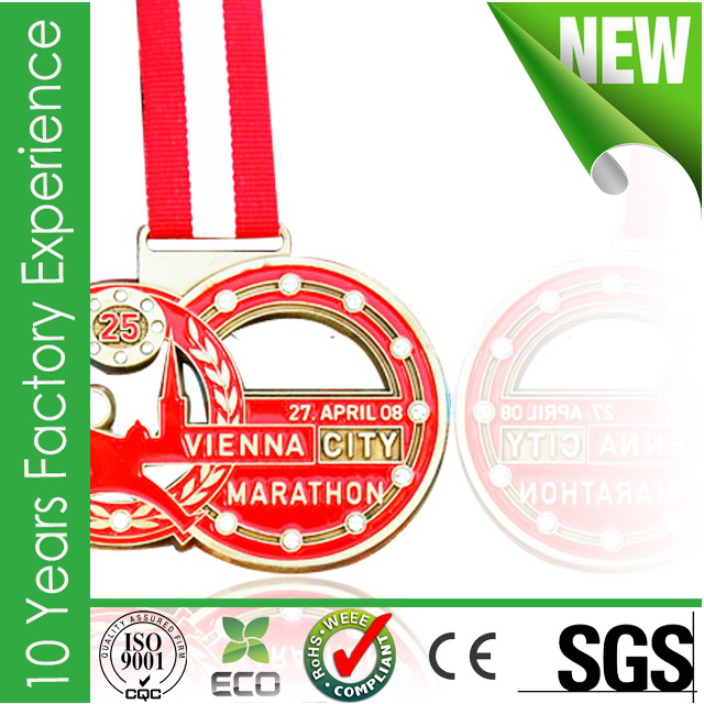 CR-ZM1085_Medal Direct factory sports meeting badges and medals