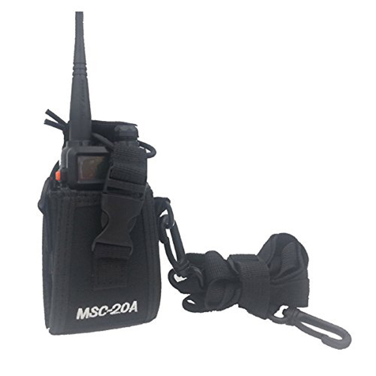 Nylon MSC-20A Carrying Baofeng Radio Belt Clip Holster Pouch Case for Baofeng uv 5r accessories