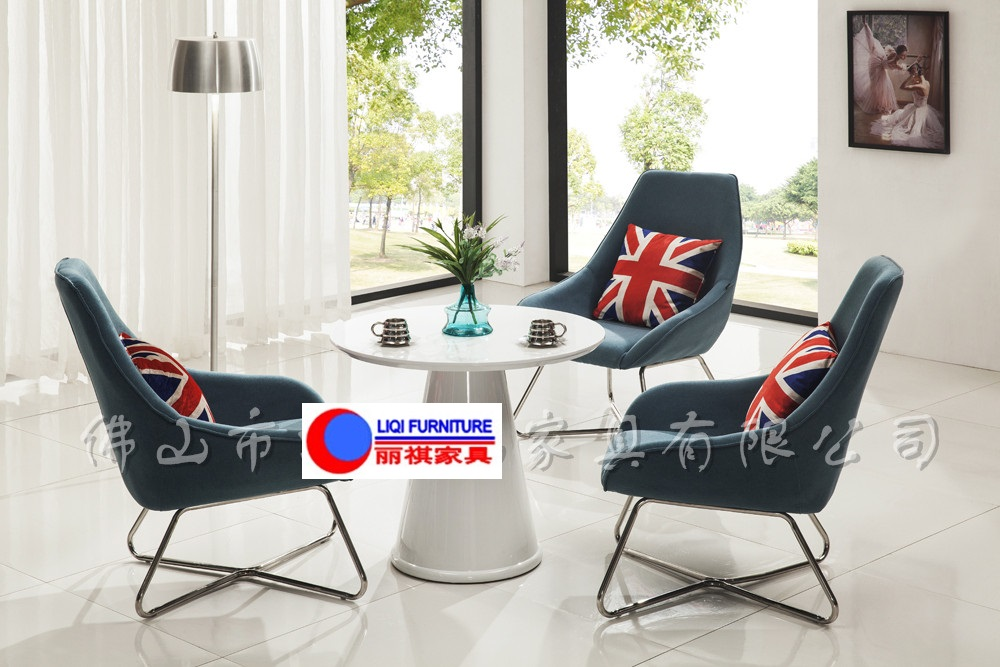 Rolling Leisure Saloon Chairs in New Design New Style