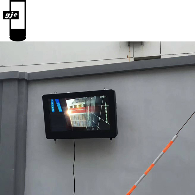 Luz solar legível 2000 nits Outdoor sistema operacional Android interativo portátil oem tela lcd exibir publicidade