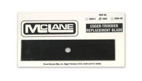 50PK Edger Blades 10 x 2 for McLane Edgers 2059 Little Wonder
