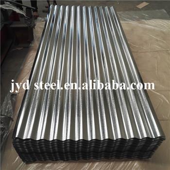 Corrugated Galvanized Iron Roofing Sheet / Metal Zink Sheet