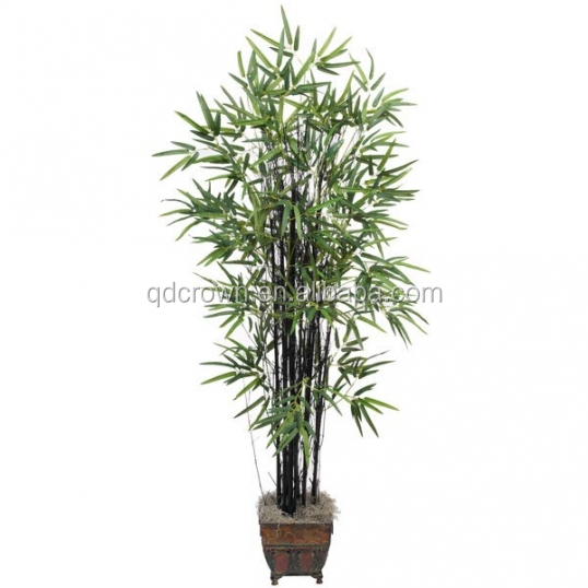 Whole Artificial Bamboo Tree For