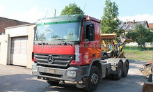USED TRUCKS - MERCEDES-BENZ 2646 6X4 TRACTOR UNIT (LHD 2927)