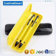 Promotional Stationery Items Writing Pen with Clicking Mechanism