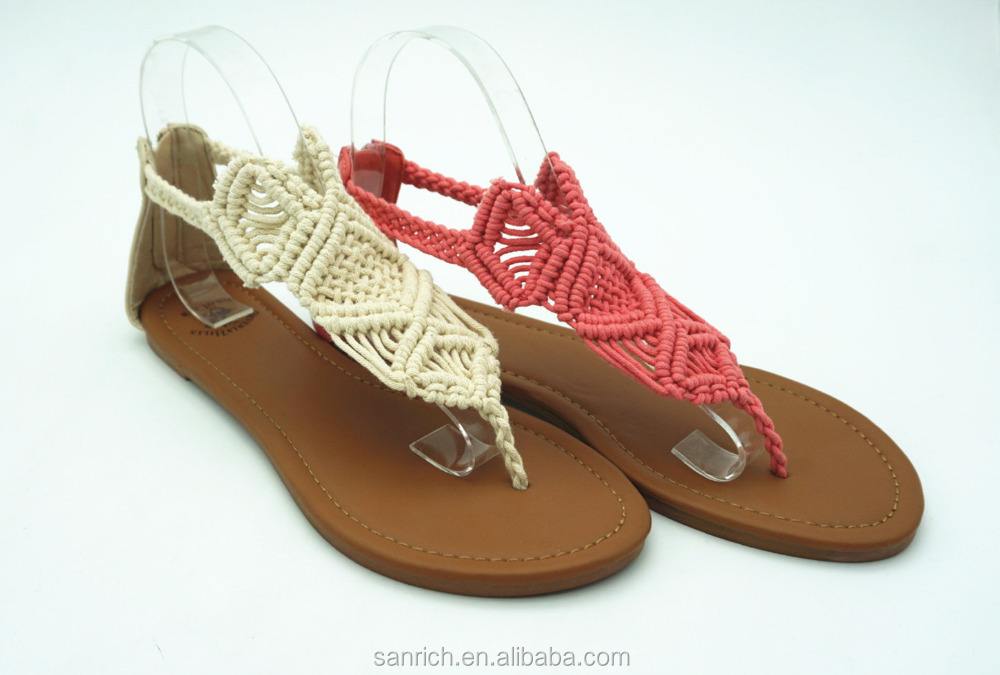 Ladies Fashion <strong>Sandal</strong> (SH6178)