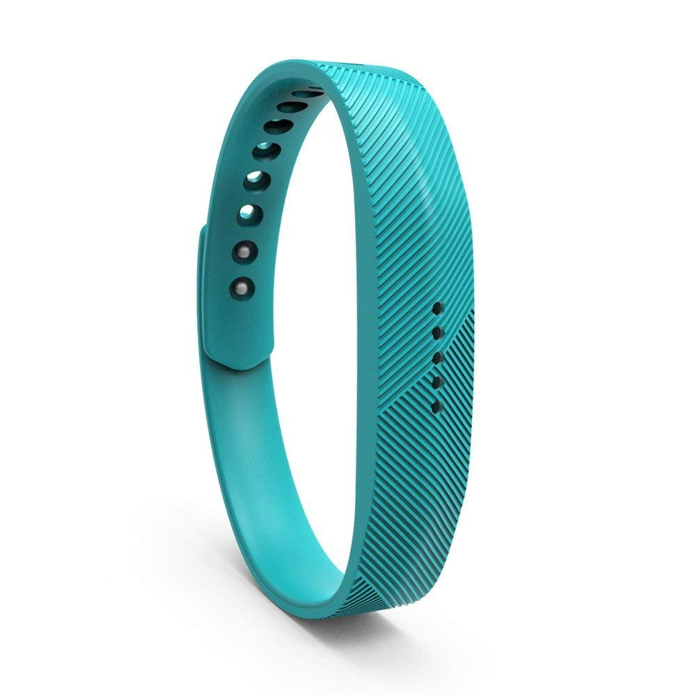 Replacement Band for Fitbit Flex 2,Gentman Silicone Strap WristBand for Fitbit Flex 2 Sports Tracker