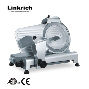 Food Preparation-Semi-automatic Meat Slicer-Diameter 220mm-SL-220ES-8