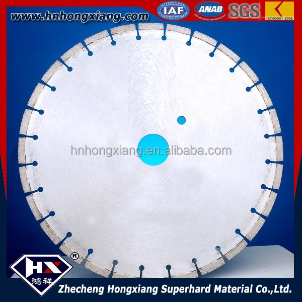 125mm segmented diamond cutting disc or granite, marble tiles etc