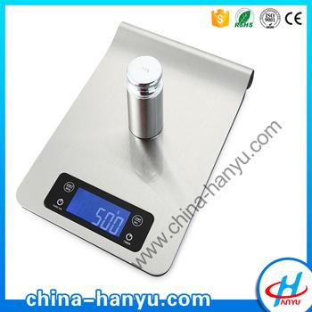 hy 518 10kg 1g stainless steel best digital health nutrition kitchen scale - Best Digital Kitchen Scale