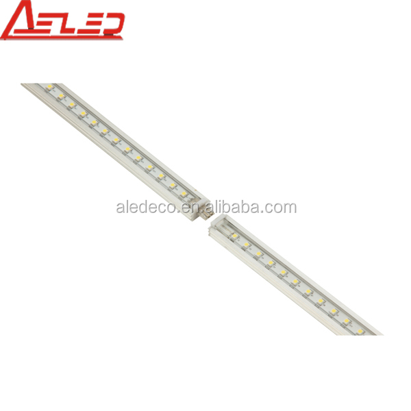 SMD aluminum profile waterproof strip led strap light