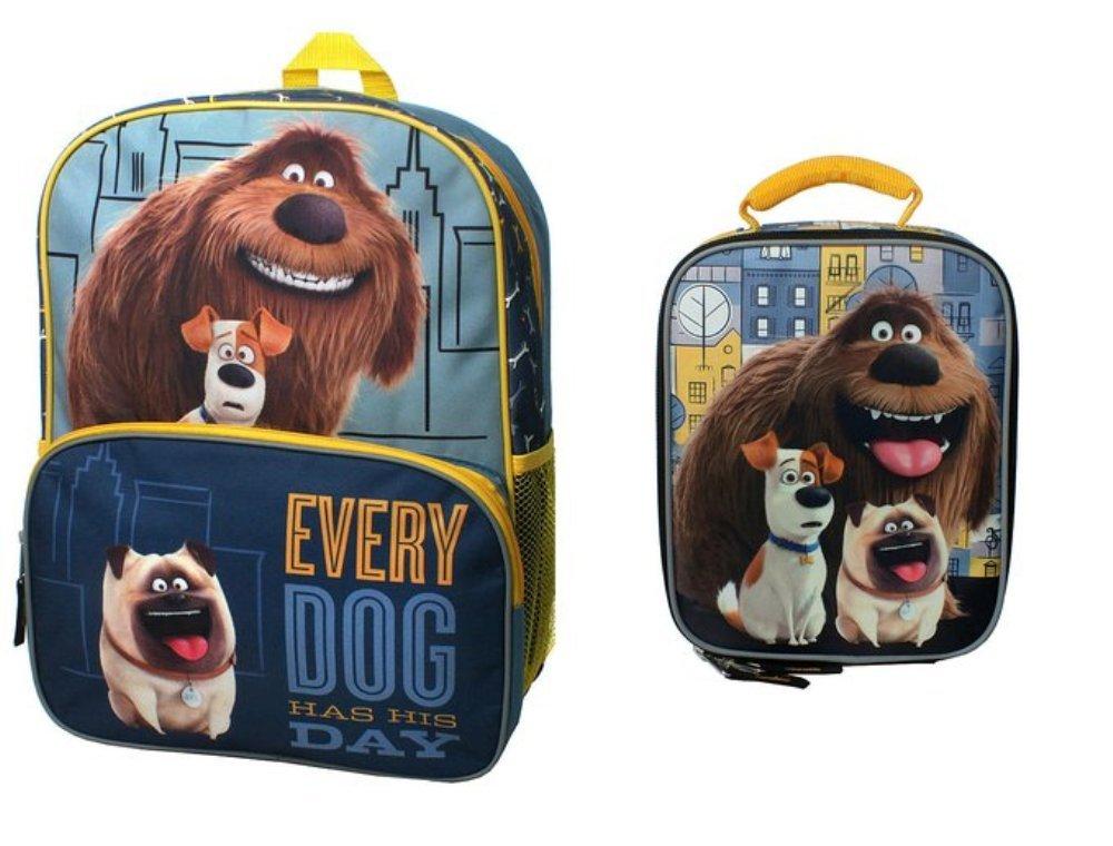 The Secret Life of Pets Dog Day Lunchbag