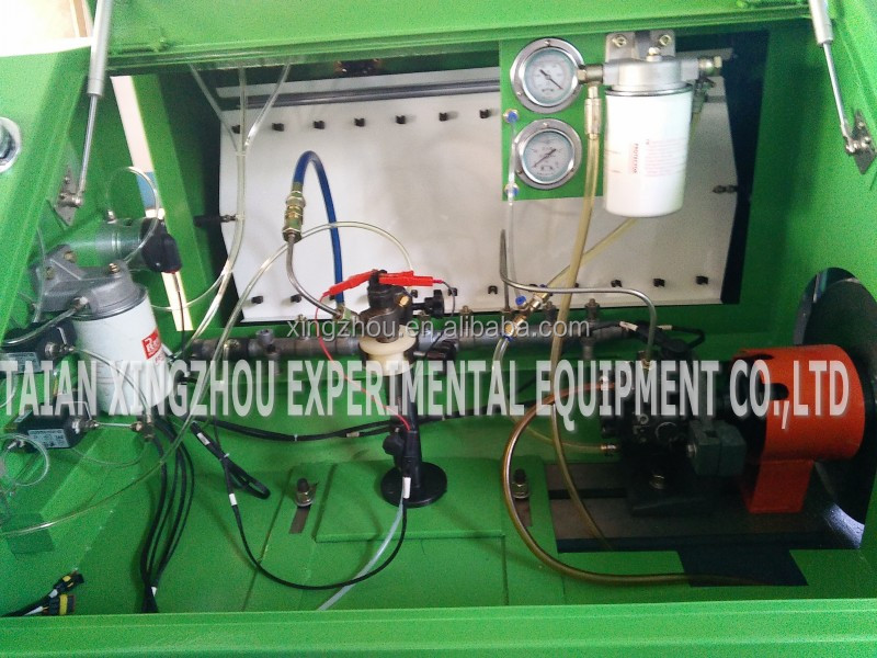 CRS-300 multifunctional electric common rail injector and pump system test bench bank