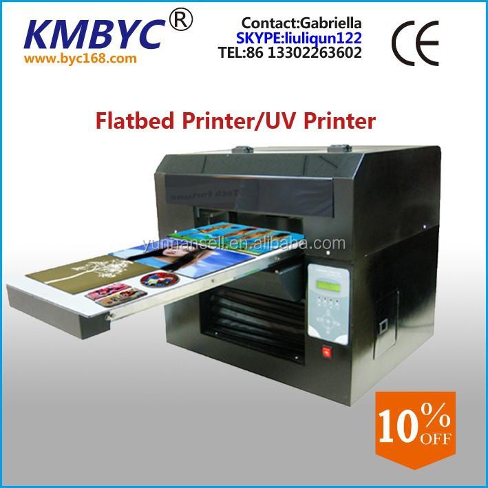China Supplier Kmbyc Digital Flatbed Printer Uv Printing Machine ...