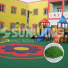 low price colored epdm rubber granule for children playground