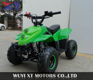 2018 50cc 70cc 110cc Mini Quad Chinese ATV 4 Wheeler Gasoline Bike for Kids