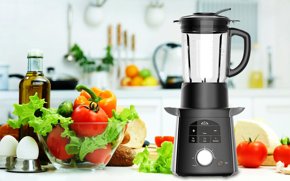 blendtec can a food processor be used as a juicer
