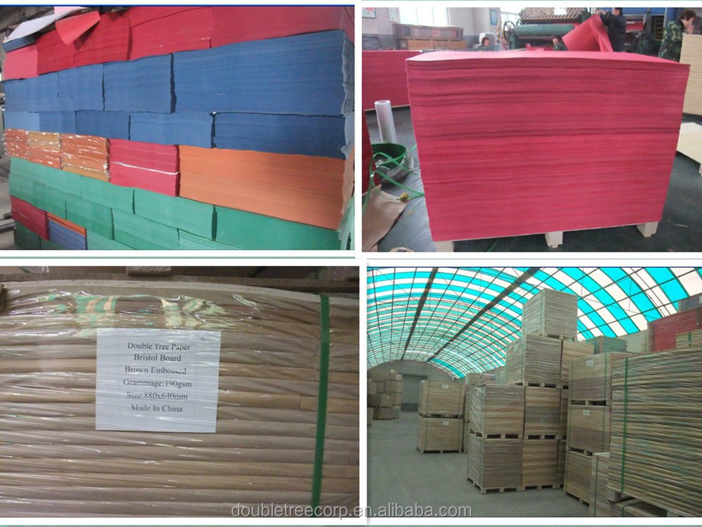 Buy Top Grade Color Bristol Board/ Colored Paper/manila Board - Buy ...