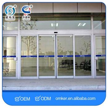 Double Door Interlock Function Auto Door Kit / Automatic Sliding Door System/  Sensored Automatic