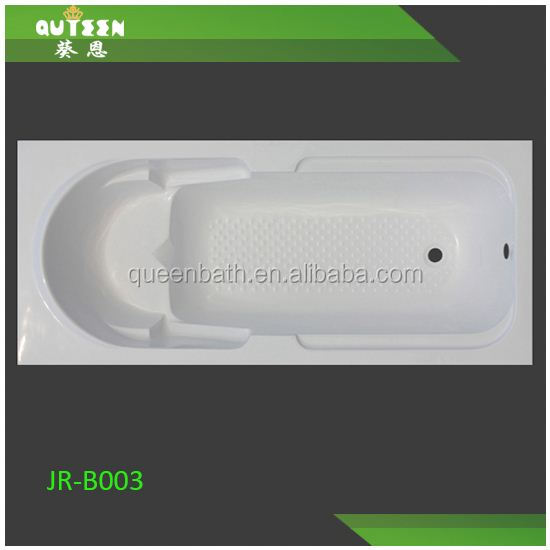 2015 new products Seasummer Acrylic common bathtub connect mix valve shower